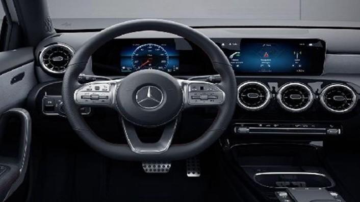 Mercedes-Benz A-Class Sedan 2019 Interior 001