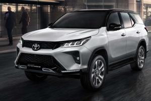 Lihat Spesifikasi Toyota Fortuner Legender, Varian Terlengkap yang Tak Kunjung Datang ke Indonesia