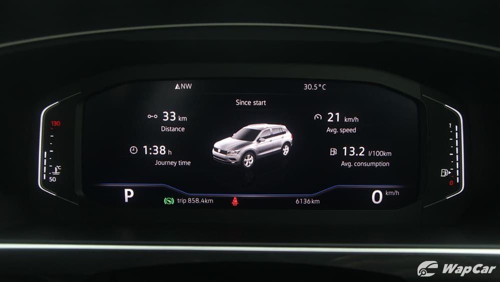 Volkswagen Tiguan 2019 Interior 015