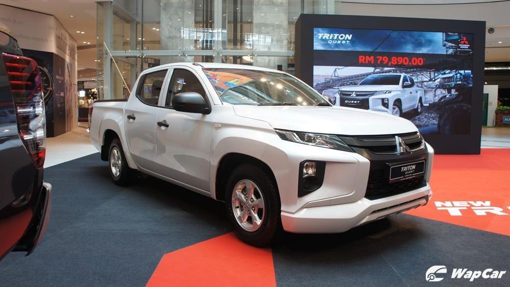 Mitsubishi Triton 2019 Exterior 004