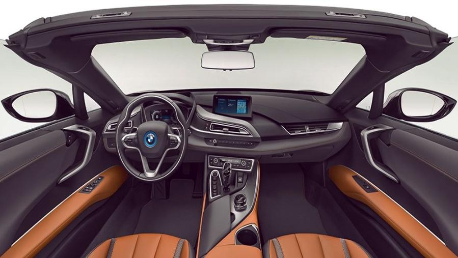 BMW I9 Roadster 2019 Interior 002