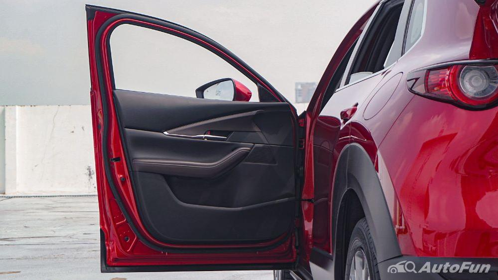 Mazda CX 30 GT Exterior 041