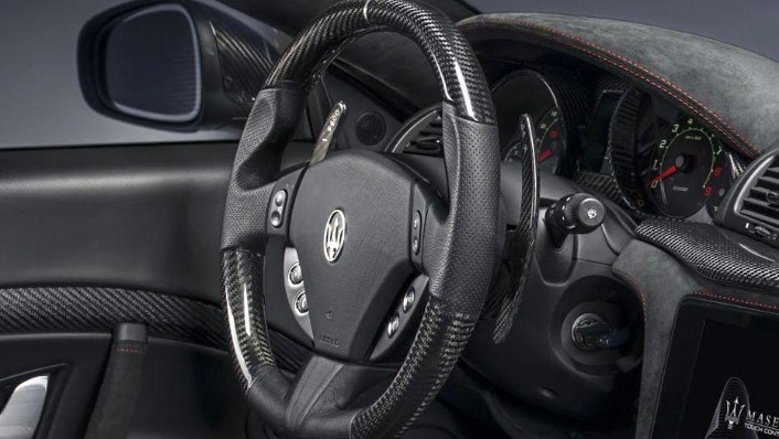 Maserati Granturismo 2019 Interior 002
