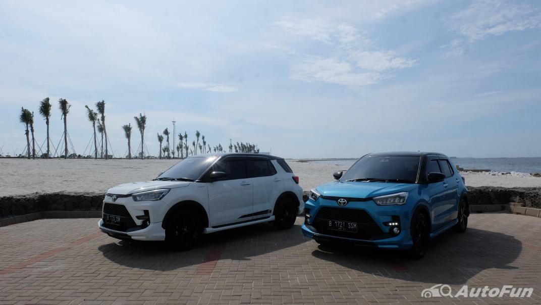 2021 Toyota Raize Exterior 064