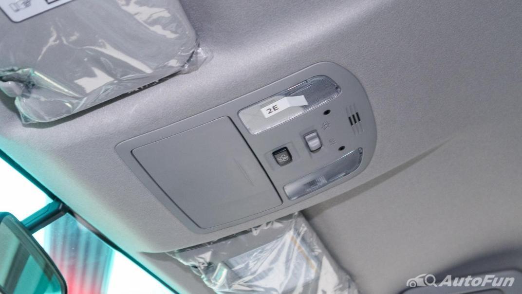 Toyota Fortuner 2019 Interior 034