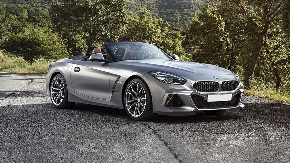 BMW Z4 2019 Exterior 003