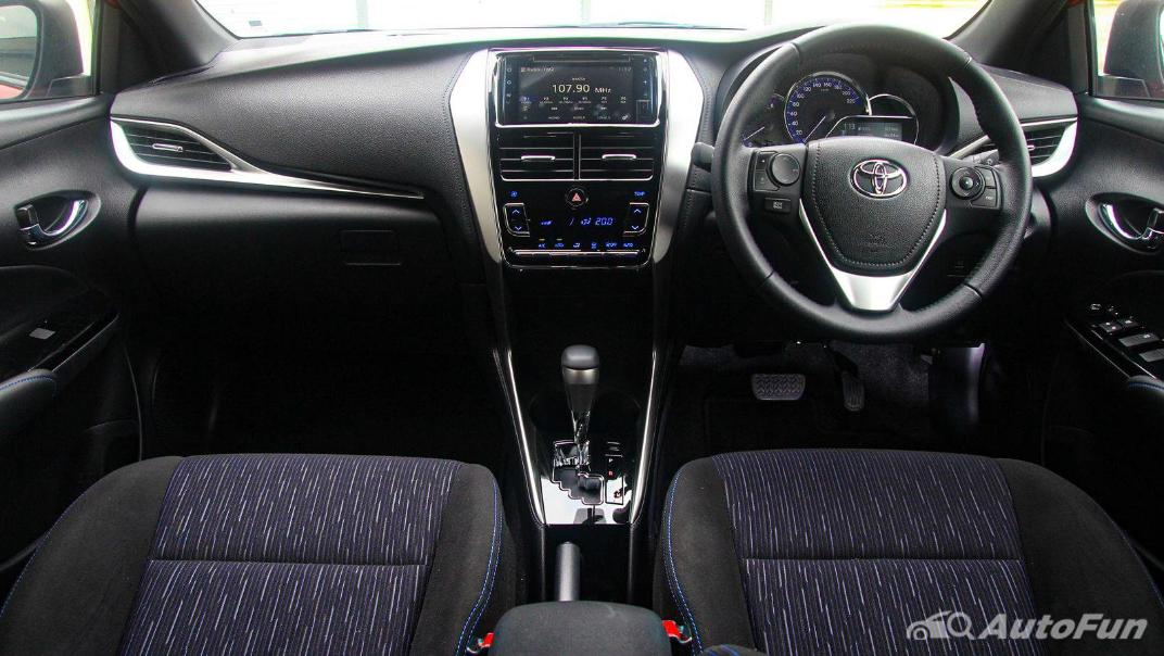 Toyota Yaris 2019 Interior 003