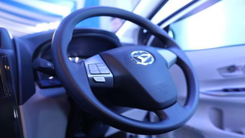 Daihatsu Grand Xenia 2019 Interior 002