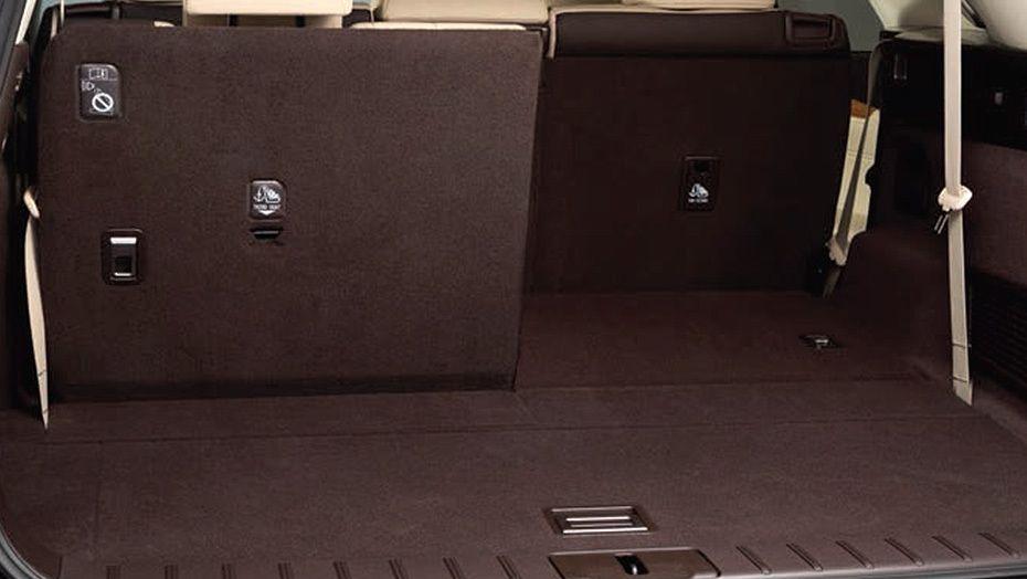 Lexus RX 2019 Interior 010