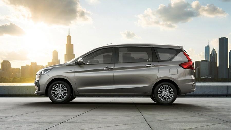Suzuki Ertiga 2019 Exterior 007