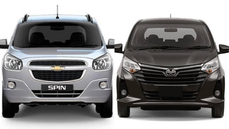 Harga Rp 100 Jutaan, Simak Kelebihan Chevrolet Spin Diesel Yang Lebih Layak Dipilih Dari Toyota Calya 02
