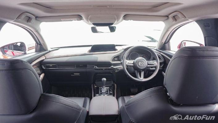 Mazda CX 30 GT Interior 001