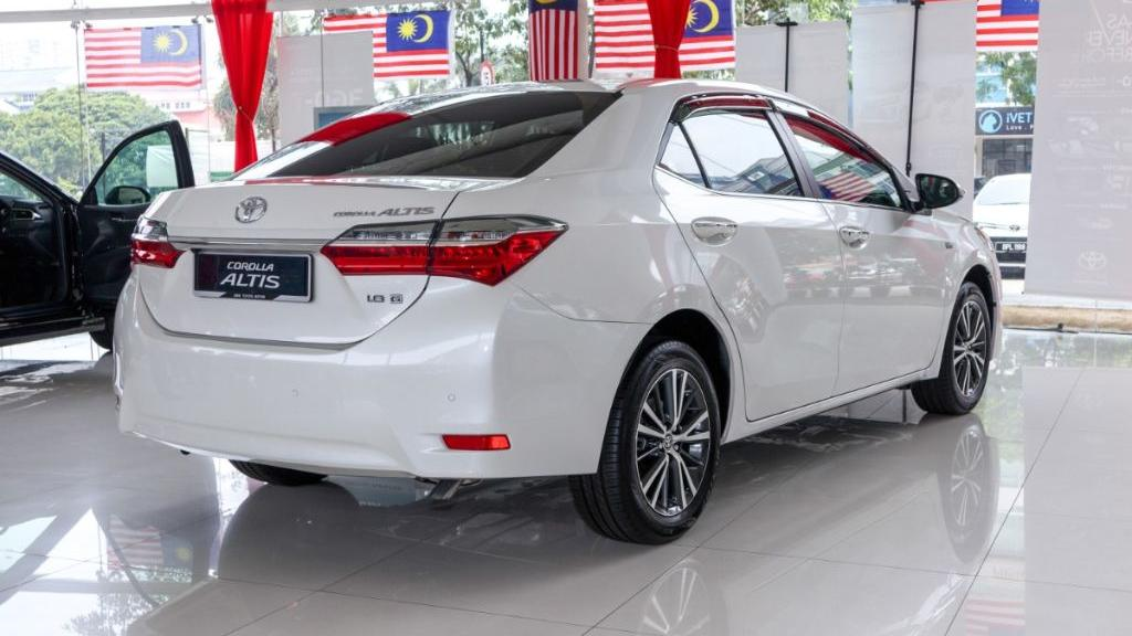 Toyota Corolla Altis 2019 Exterior 032