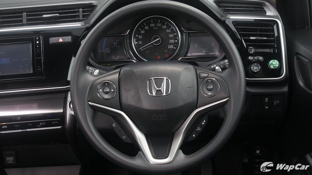 Honda City 2019 Interior 049