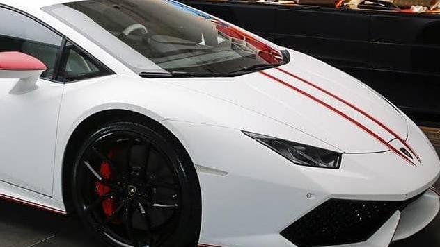 Lamborghini Huracan 2019 Exterior 041