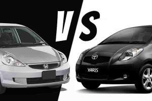 Hatchback Bekas Rp60 Jutaan, Pilih Honda Jazz GD3 atau Toyota Yaris Bakpau?