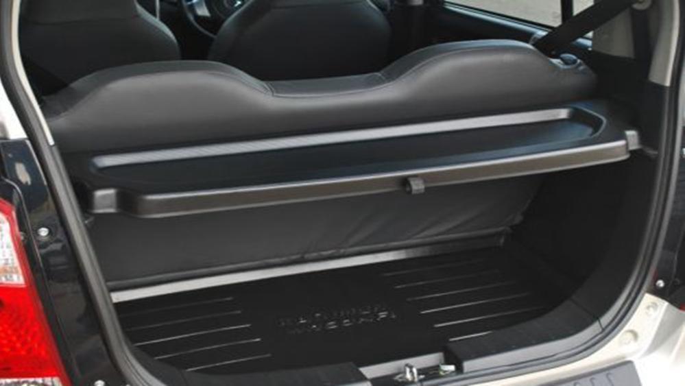 Suzuki Karimun Wagon R GS 2019 Interior 010