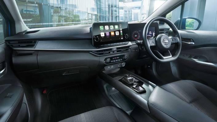 2021 Nissan Note Upcoming Version Interior 004