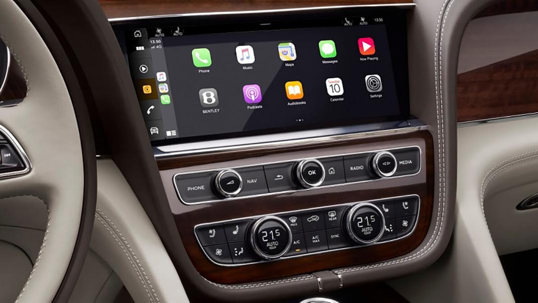 Bentley Bentayga 2019 Interior 006