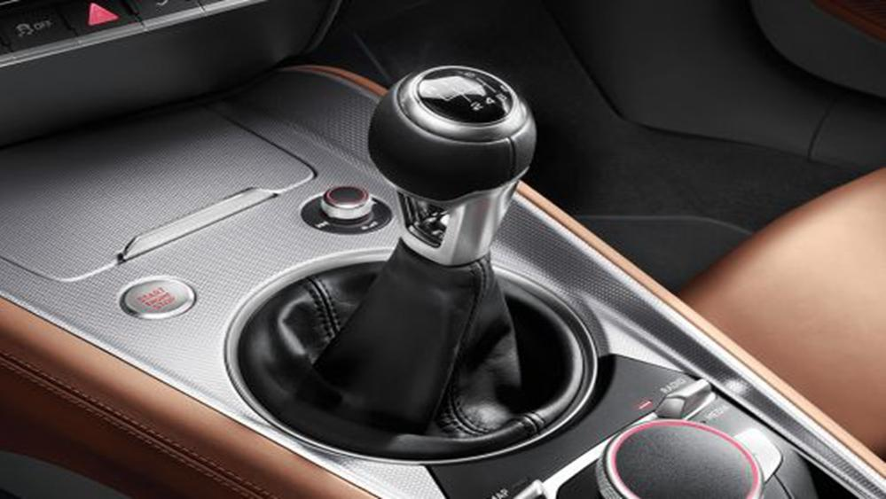 Audi TT Coupe 2019 Interior 004