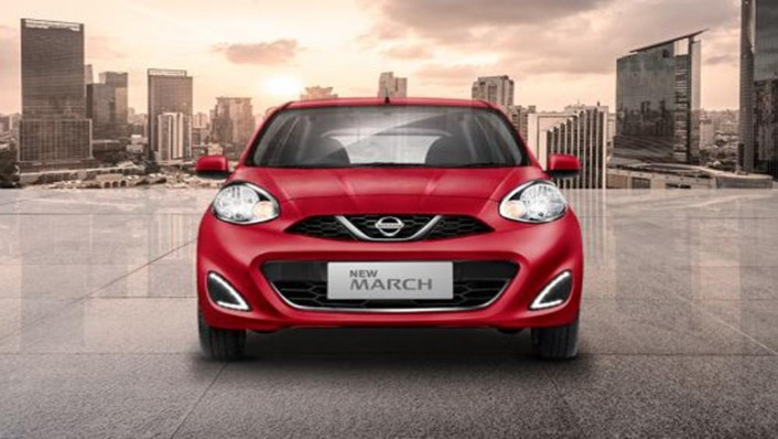 Nissan March 2019 Exterior 005