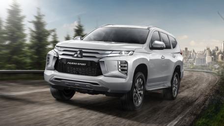 2021 Mitsubishi Pajero Sport Dakar Ultimate 4x2 AT Daftar Harga, Gambar, Spesifikasi, Promo, FAQ, Review & Berita di Indonesia | Autofun