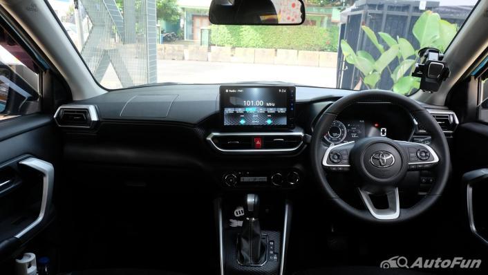 2021 Toyota Raize Interior 001