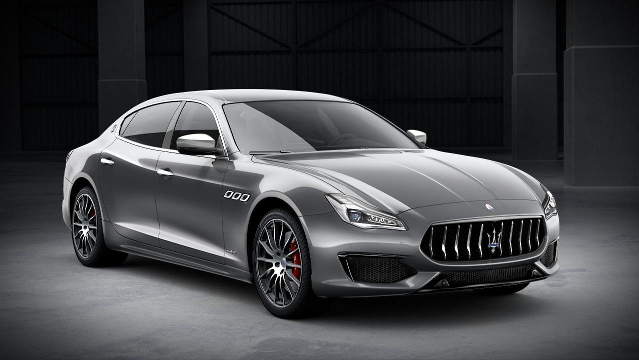 Maserati Quattroporte 2019 Exterior 001