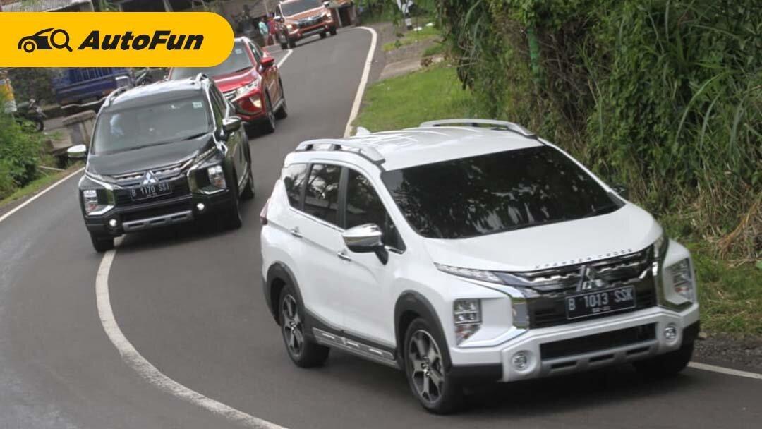Mitsubishi Xpander Cross Pilih Pakai Suspensi Torsion Beam Daripada Multi-link, Apa Lebih Nyaman? 01