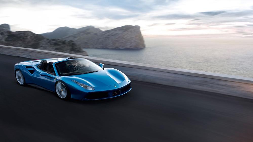 Ferrari 488 Spider 2019 Exterior 007
