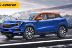 Honda Siapkan Honda ZR-V untuk Hadapi Toyota Raize 2021 dan Daihatsu Rocky 2021
