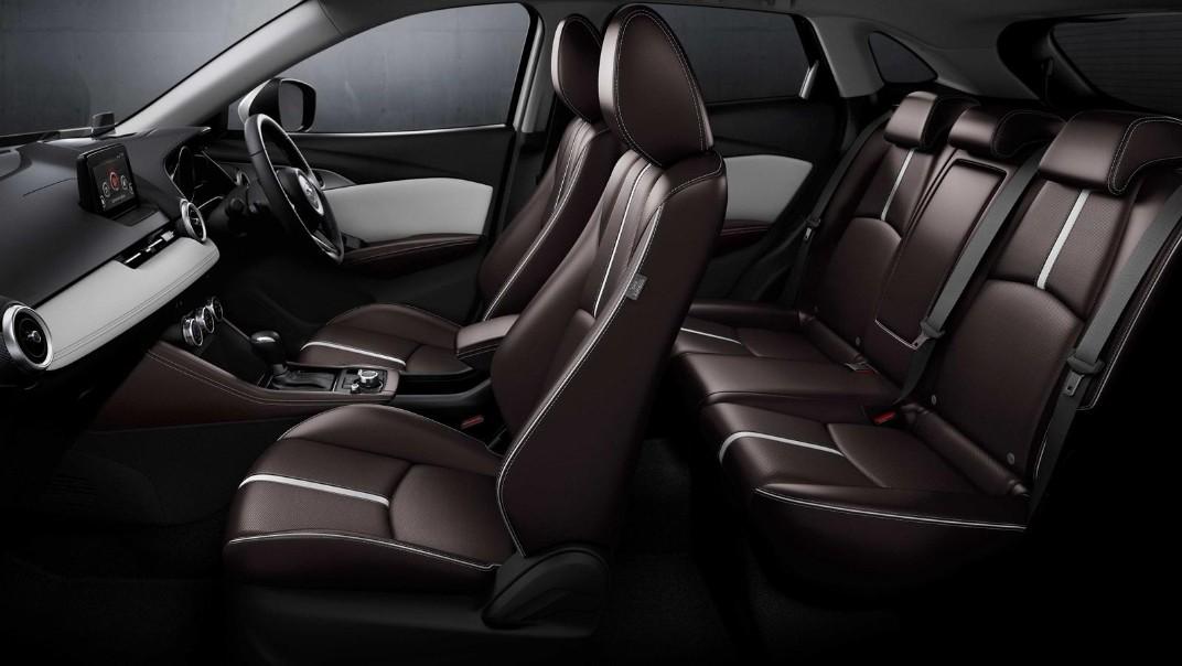 Mazda CX 3 2019 Interior 011