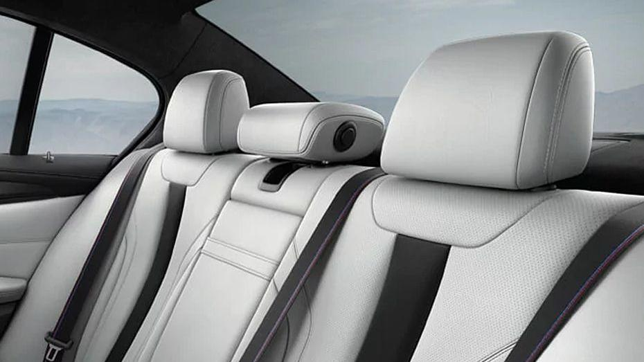 BMW M5 2019 Interior 014
