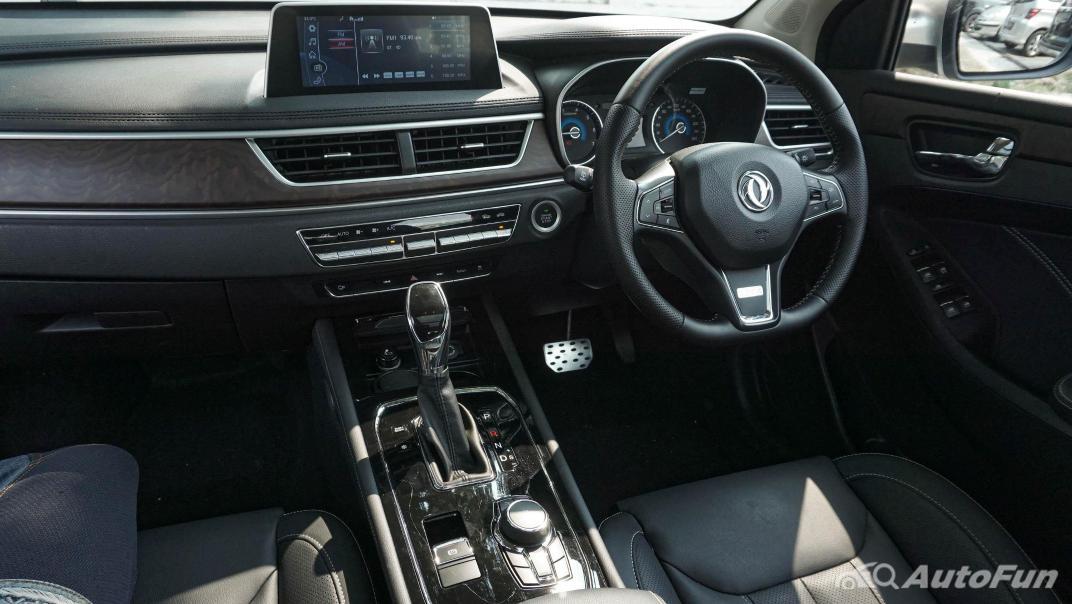 DFSK Glory i-Auto Intelligent Interior 024