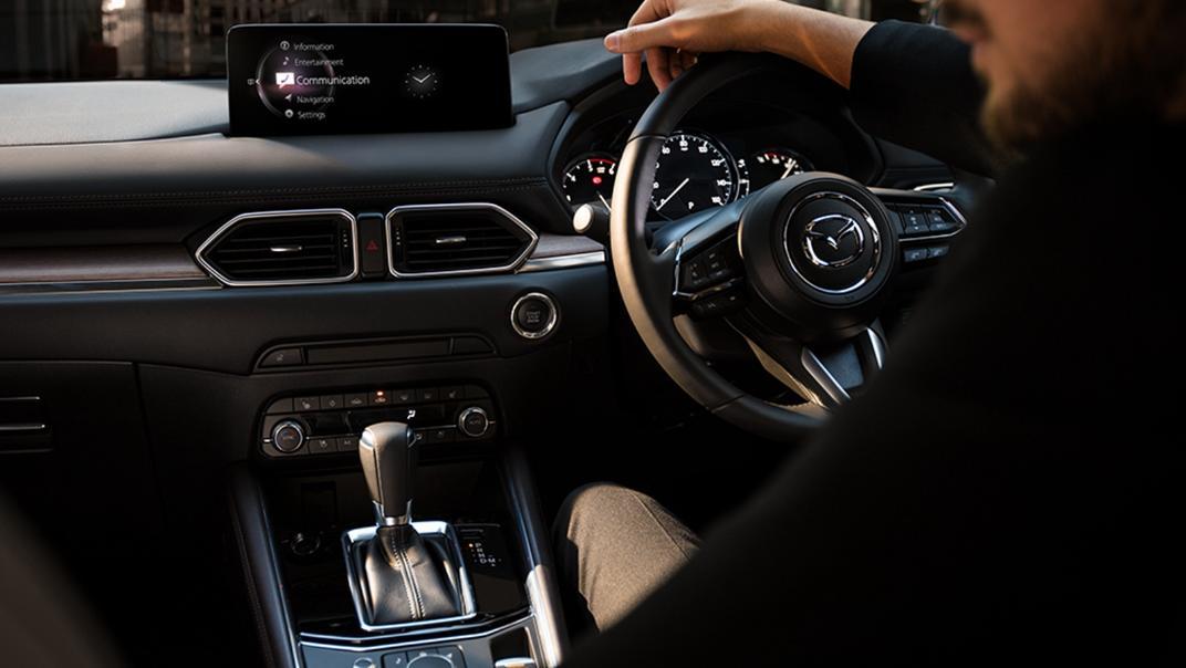 2021 Mazda CX 5 GT Interior 005
