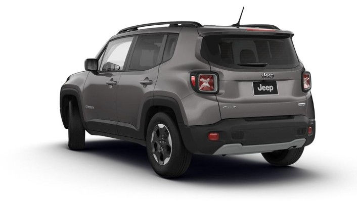 Jeep Renegade 2019 Exterior 005