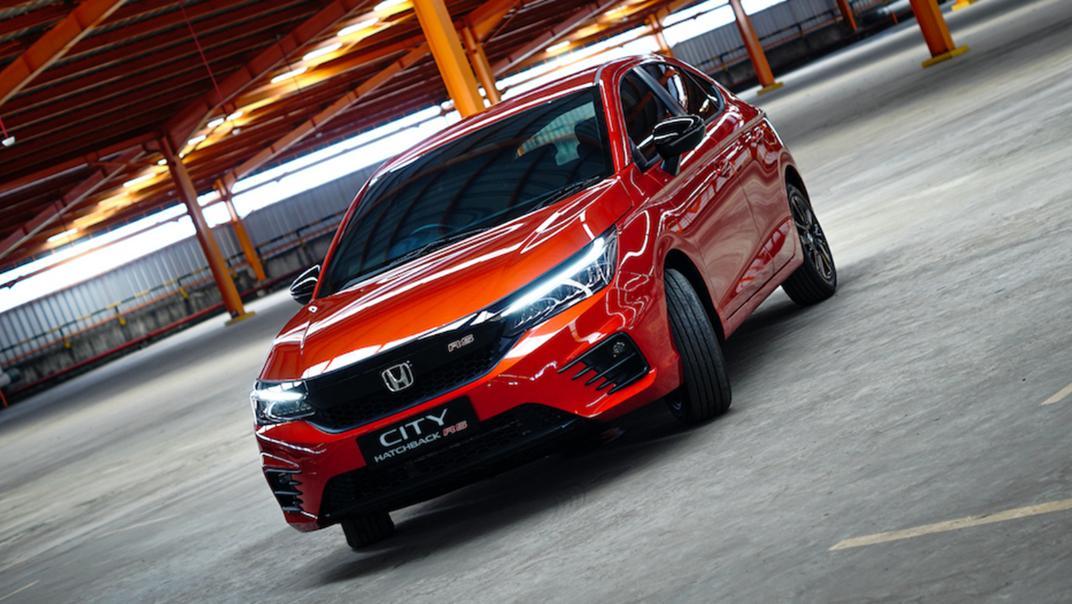 2021 Honda City Hatchback Exterior 009