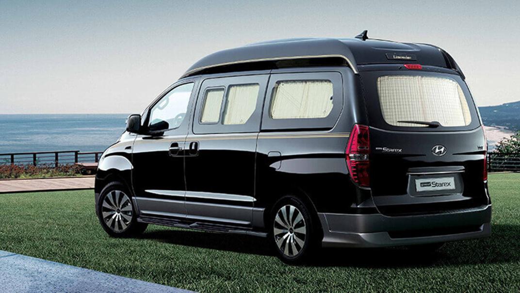 Hyundai Starex 2019 Exterior 003