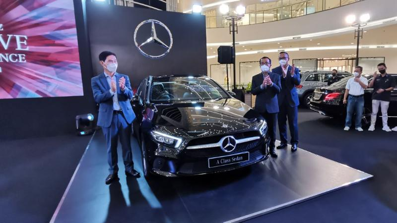 Dirakit Secara Lokal, Harga Mercedes-Benz A-Class Sedan Turun 10 Persen dan GLA 200 Nambah Fitur 02