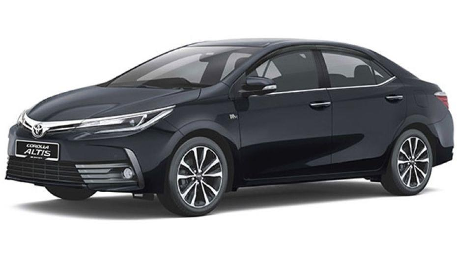 Toyota Corolla Altis 2019 Others 036