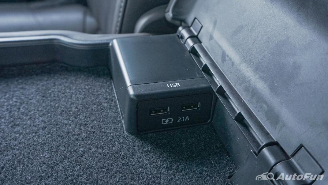 Mazda 6 Elite Estate Interior 057