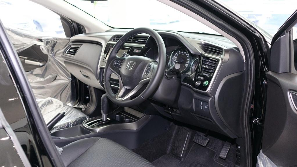 Honda City 2019 Interior 002