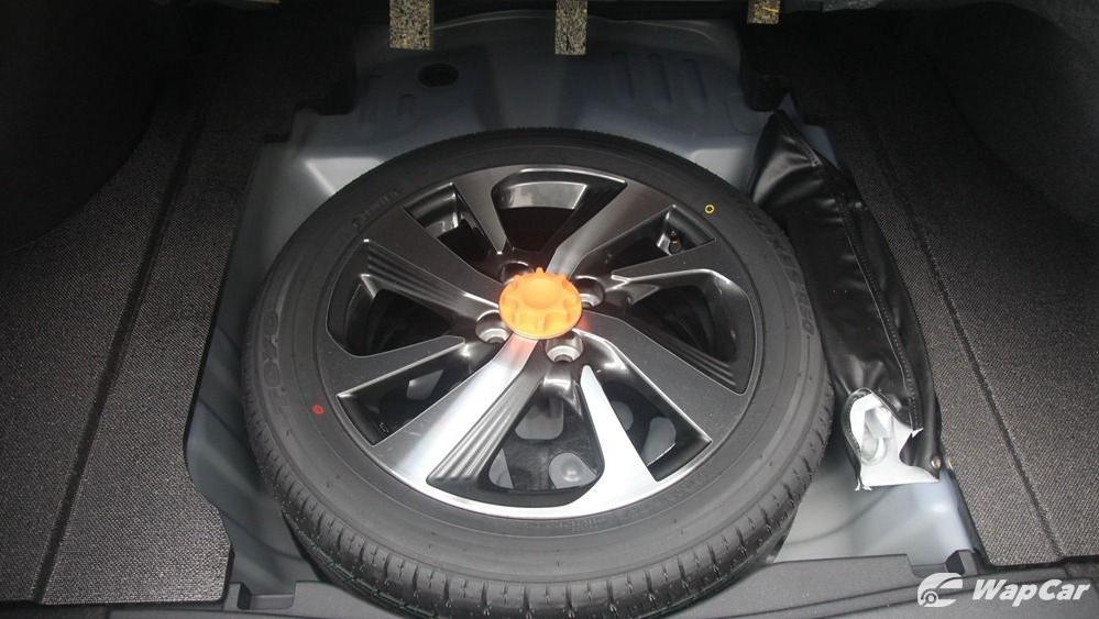 Toyota Vios 2019 Interior 066