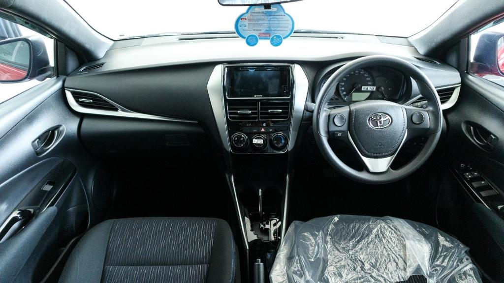 Toyota Yaris 2019 Interior 001