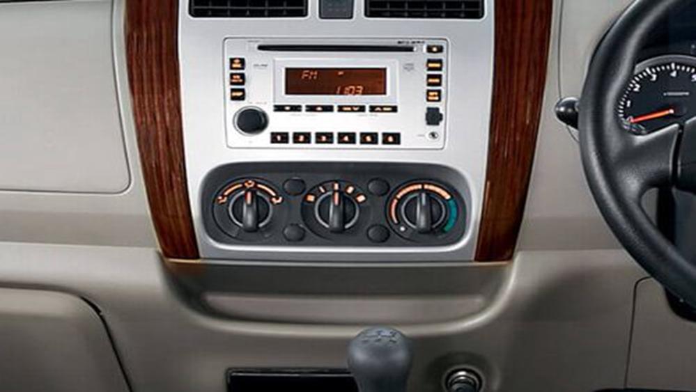 Suzuki APV Luxury 2019 Interior 005