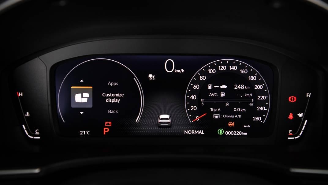 2022 Honda Civic Upcoming Version Interior 033