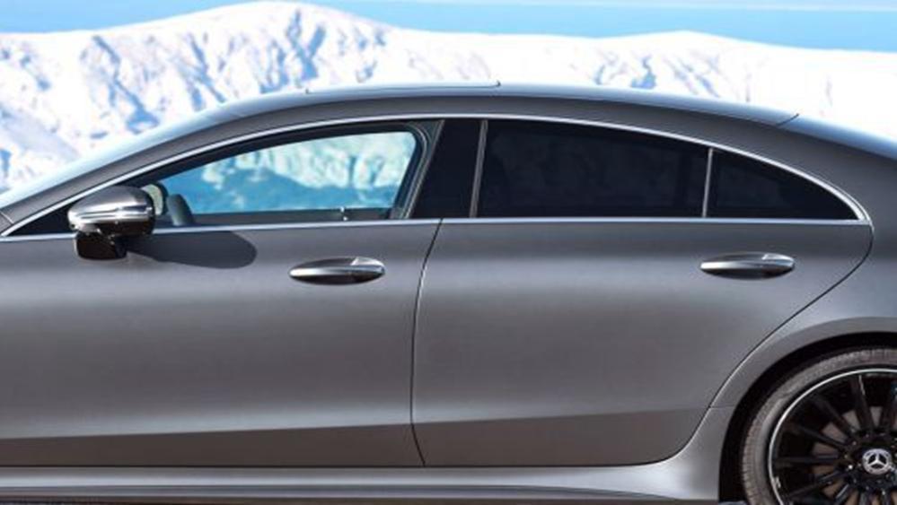 Mercedes-Benz CLS-Class 2019 Exterior 012