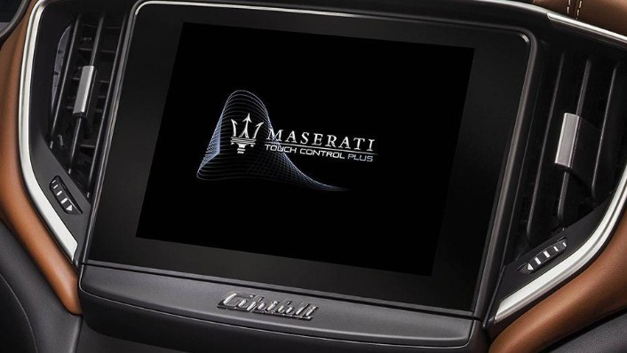Maserati Ghibli 2019 Interior 006