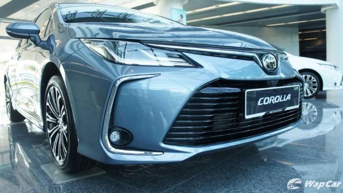 Toyota Corolla Altis 2019 Exterior 010