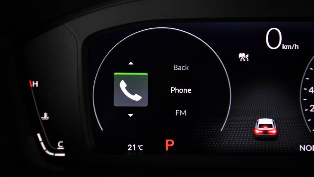 2022 Honda Civic Upcoming Version Interior 036